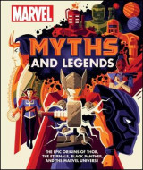 Omslag - Marvel Myths and Legends