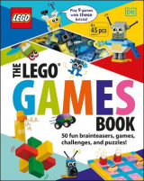 Omslag - The Lego Games Book