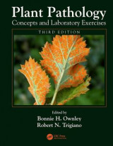 Omslag - Plant Pathology Concepts and Laboratory Exercises