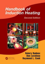 Omslag - Handbook of Induction Heating