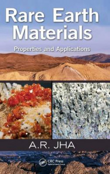 Rare Earth Materials av A. R. Jha (Innbundet)