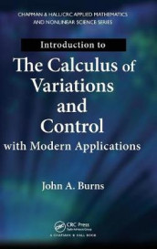 Introduction to the Calculus of Variations and Control with Modern Applications av John A. Burns (Innbundet)