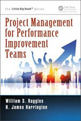 Omslag - Project Management for Performance Improvement Teams