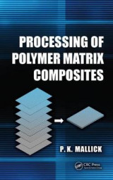 Omslag - Processing of Polymer Matrix Composites