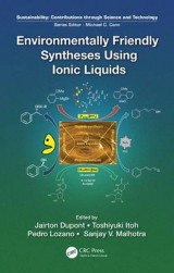 Omslag - Environmentally Friendly Syntheses Using Ionic Liquids