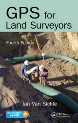 Omslag - GPS for Land Surveyors, Fourth Edition