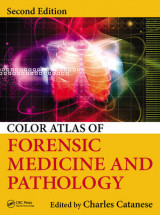 Omslag - Color Atlas of Forensic Medicine and Pathology