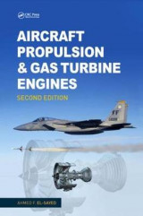 Omslag - Aircraft Propulsion and Gas Turbine Engines