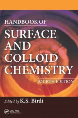 Omslag - Handbook of Surface and Colloid Chemistry, Fourth Edition