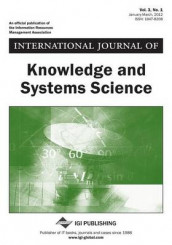 International Journal of Knowledge and Systems Science, Vol 3 ISS 1 av Jenny Lee (Heftet)