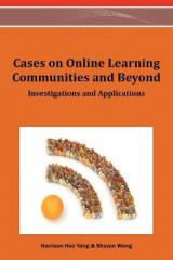Omslag - Cases on Online Learning Communities and Beyond