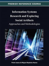 Omslag - Information Systems Research and Exploring Social Artifacts