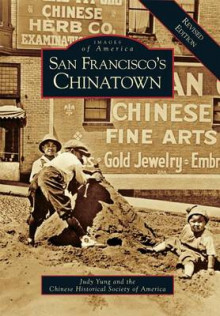 San Francisco's Chinatown av Judy Yung og Chinese Historical Society of America (Heftet)