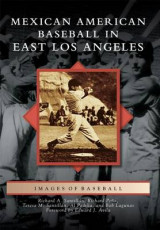 Omslag - Mexican American Baseball in East Los Angeles