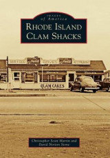 Omslag - Rhode Island Clam Shacks
