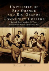 Omslag - University of Rio Grande and Rio Grande Community College