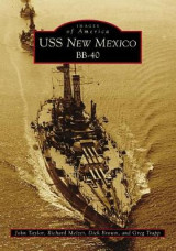 Omslag - USS New Mexico BB-40