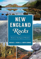 Omslag - New England Rocks