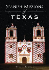 Omslag - Spanish Missions of Texas
