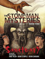 Omslag - The Stone Man Mysteries 2: Sanctuary