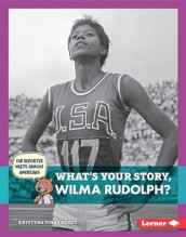 What's Your Story, Wilma Rudolph? av Krystyna Poray Goddu (Innbundet)