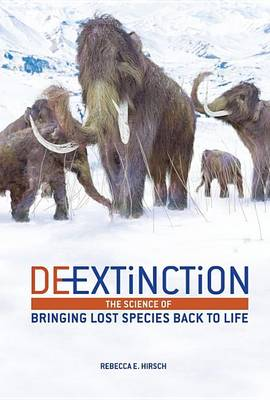 no to de extinction De-extinction may not be the answer to the biodiversity crisis that we are facing today, but the technologies that are being developed in the name of de-extinction may become powerful new tools in.