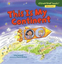 This Is My Continent av Lisa Bullard (Heftet)