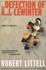 Omslag - The Defection of A.J. Lewinter