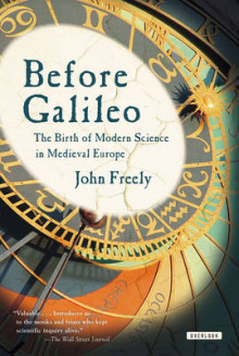 Before Galileo av Professor John Freely (Heftet)