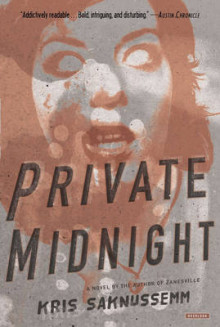 Private Midnight av Kris Saknussemm (Heftet)