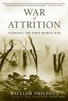 War of Attrition av William Philpott (Heftet)