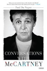 Omslag - Conversations with McCartney