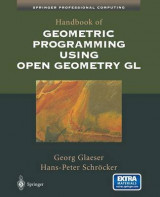 Omslag - Handbook of Geometric Programming Using Open Geometry GI
