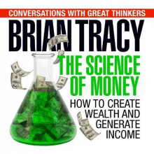The Science of Money av Brian Tracy (Lydbok-CD)