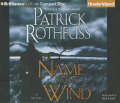 The Name of the Wind av Patrick Rothfuss (Lydbok-CD)