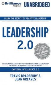 Leadership 2.0 av Travis Bradberry og Jean Greaves (Lydbok-CD)