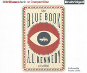 The Blue Book av A L Kennedy (Lydbok-CD)