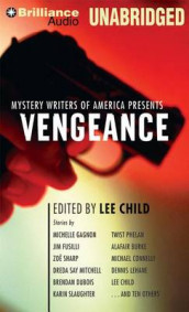 Mystery Writers of America Presents Vengeance av Mystery Writers of America (Lydbok-CD)