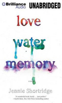 Love Water Memory av Jennie Shortridge (Lydbok-CD)
