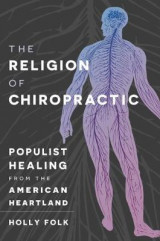 Omslag - The Religion of Chiropractic
