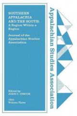 Omslag - Journal of the Appalachian Studies Association, 1991: Volume 3