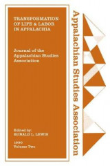 Omslag - Journal of the Appalachian Studies Association, 1990: Volume 2