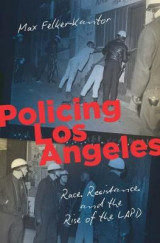 Omslag - Policing Los Angeles