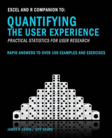 Excel and R Companion to Quantifying the User Experience av James R Lewis Phd og Jeff Sauro (Heftet)