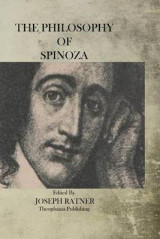 Omslag - The Philosophy of Spinoza