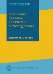 From Frenet to Cartan: The Method of Moving Frames av Jeanne N. Clelland (Innbundet)