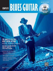 The Complete Blues Guitar Method av David Hamburger, Wayne Riker og Dr Matt Smith (Ukjent)