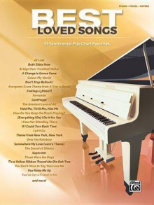 Best Loved Songs av Alfred Publishing (Heftet)