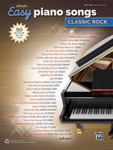 Alfred's Easy Piano Songs -- Classic Rock av Alfred Publishing (Heftet)