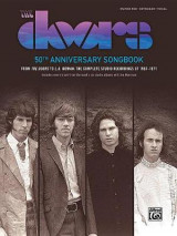 Omslag - The Doors -- 50th Anniversary Songbook